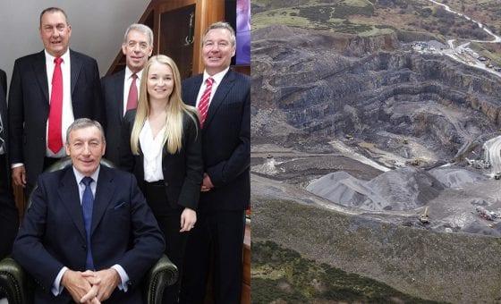 CCP Building Products acquires Aberdo Quarry