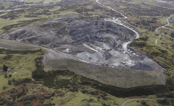 Aberdo quarry achieves ISO 45001:2018