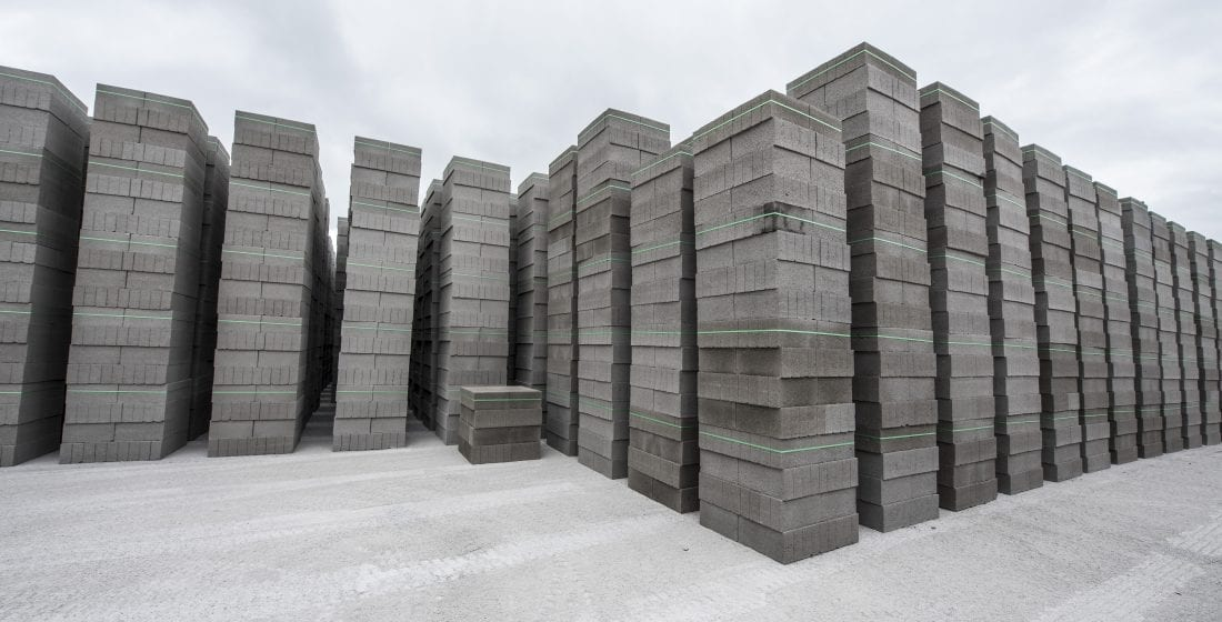 Consolite Solid Dense Concrete Blocks