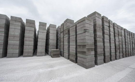 Consolite Solid Dense Concrete Blocks