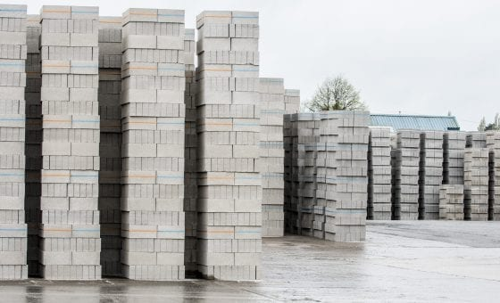 Lay-Lite Concrete Blocks