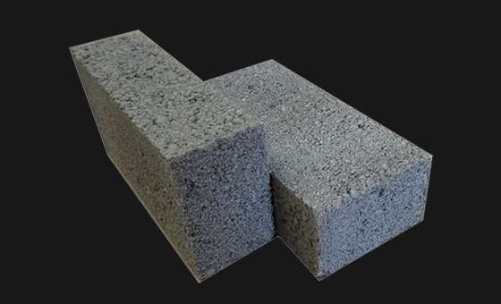 Lightweight Coursing Bricks